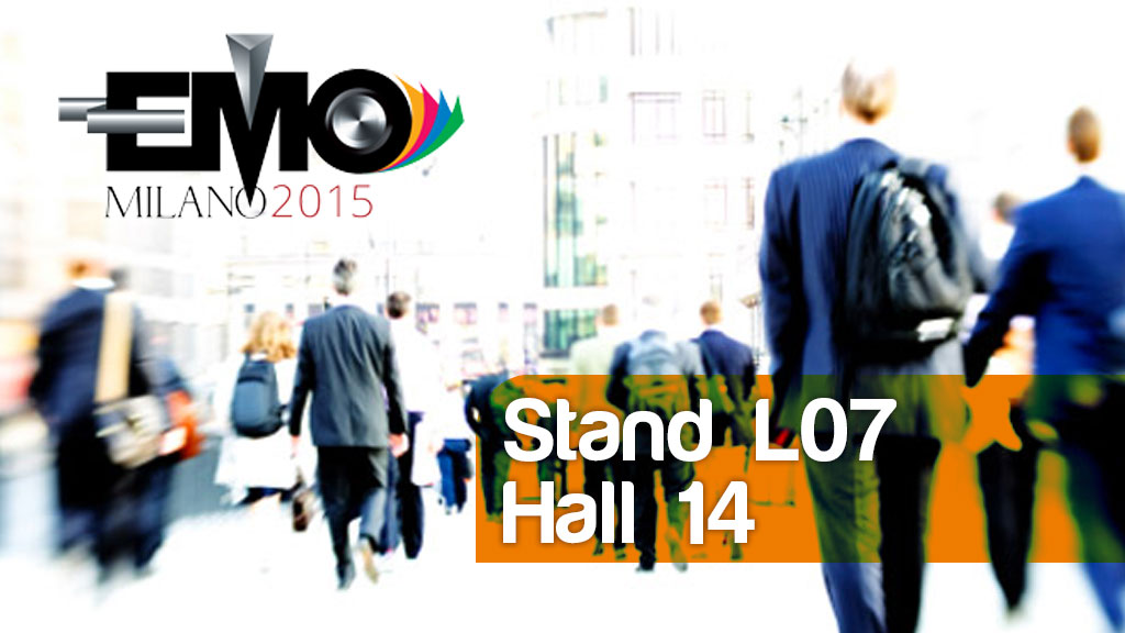 Balance Systems - EMO 2015 Hall 14 - Stand L07