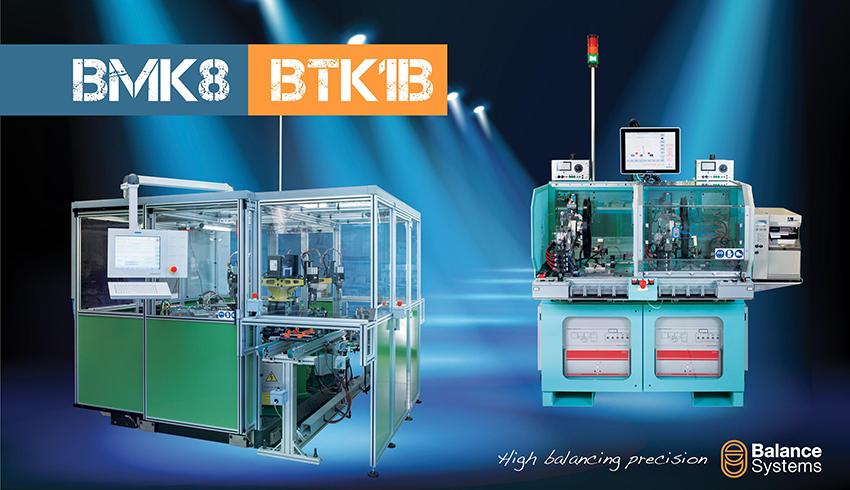 BMK8 e BKT1B