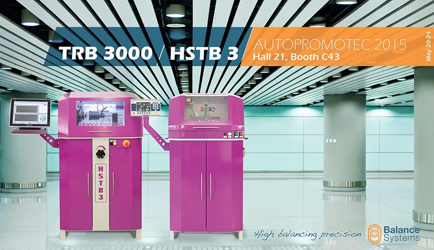 TRB 3000 e HSTB 3