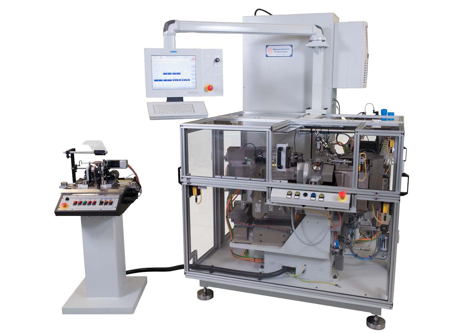 BMK4 Semiautomatic balancing machine Balance Systems #776047