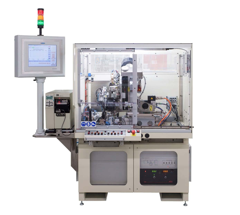 BTK1 AGRM Semi automatic balancing machine Balance Systems #495E82