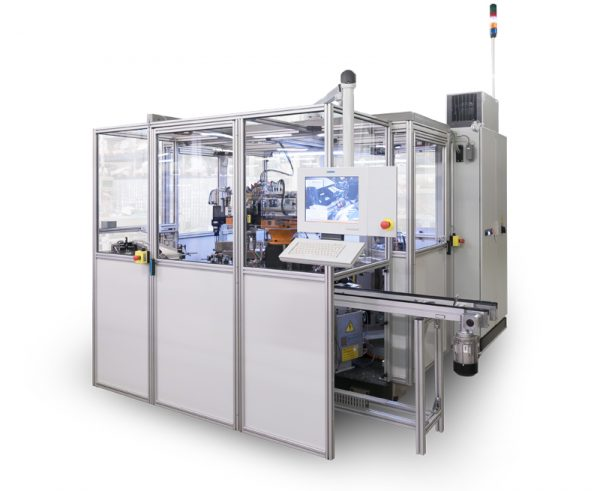 Balance Systems - BMK8 - Automatic balancing machine