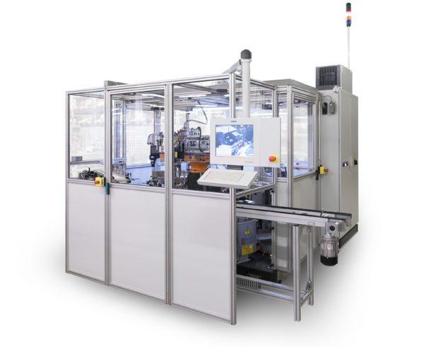 Balance Systems - BMK8- Automatische Auswuchtmaschine