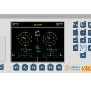 VM25 Process control systems - Balance Systems