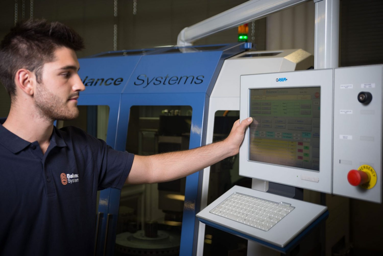 Balance Systems BVK4 machine