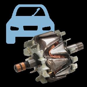 Rotori per alternatori