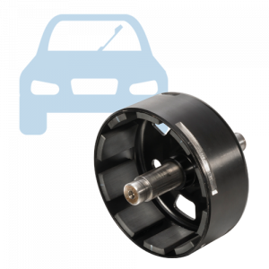 Brushless rotors