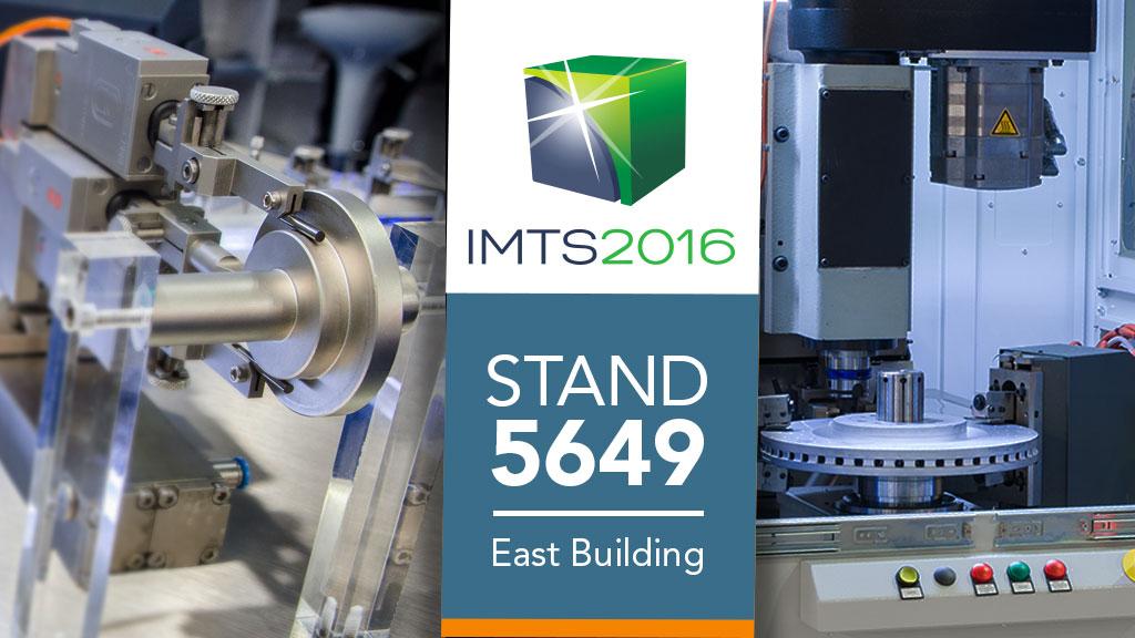 Balance Systems sarà presente a IMTS 2016 - Mc Cormick Place, Chicago, USA – dal 12 al 17 Settembre