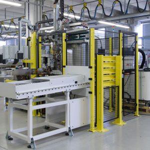 BVK4-50-3A   Automatic balancing machine - BALANCE SYSTEMS