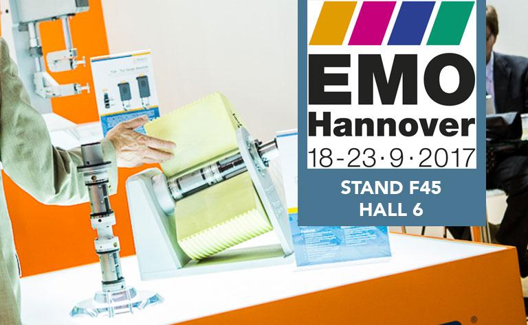 Balance-Systems Vs EMO-2017, Stand F45 - Hall 06