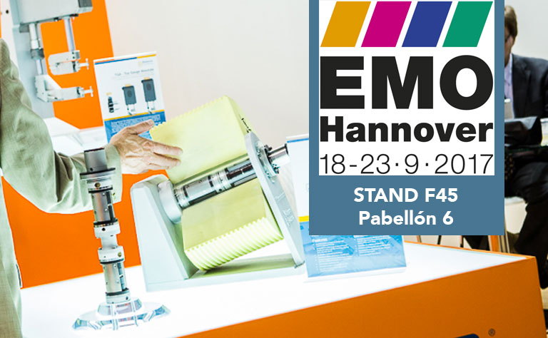 Balance-Systems Vs EMO-2017, Stand F45 - Pabellón 06