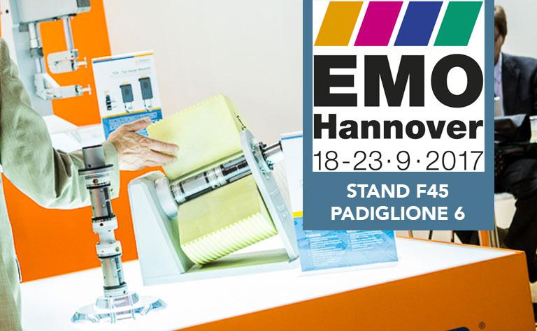 Balance-Systems Vs EMO-2017, Stand F45 - Padiglione 06