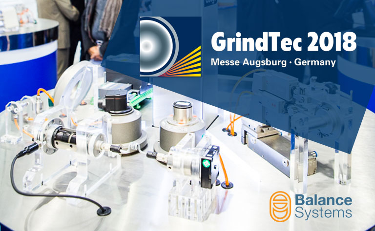 Balance Systems - GRINDTEC 2018 | Hall-3 Stand-3032