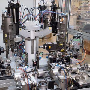 DMK6-AE_Automatische Auswuchtmaschine| Balance Systems