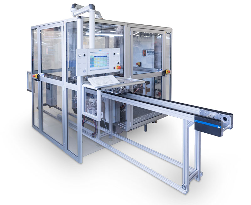 DMK6-AE_Machine d'équilibrage automatique | Balance Systems