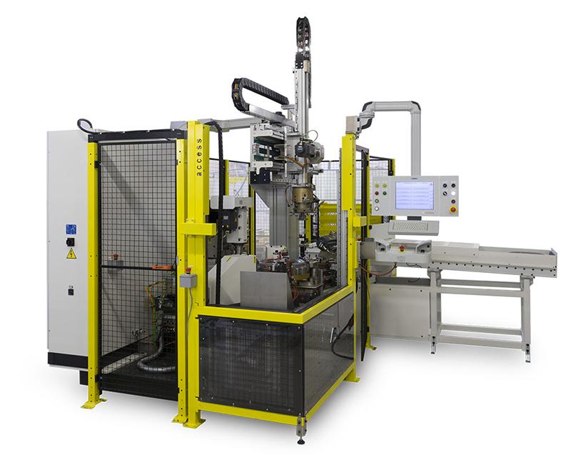BVK4-50-3A_Machine d'équilibrage automatique | Balance Systems