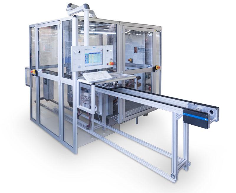 DMK6-AE - Machine d'équilibrage automatique | Balance Systems