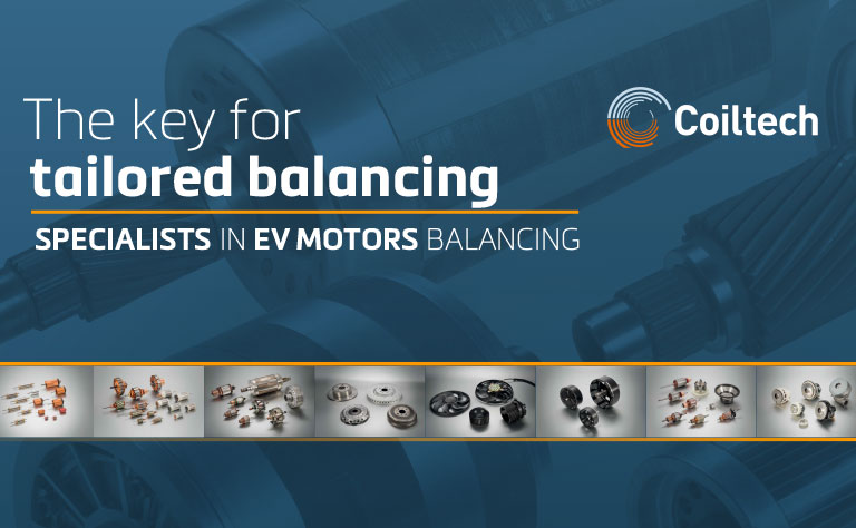 Balance Systems at COILTECH 2018, Stand C23 - Hall 6