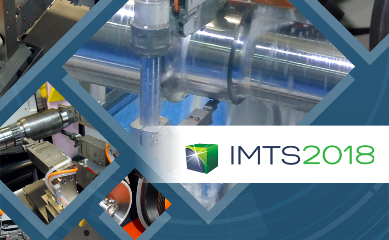 Balance Systems IMTS 2018, East Building Booth 135649