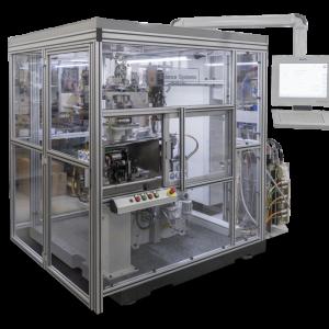 BMK4-A - Máquina equilibradora semiautomática | Balance Systems