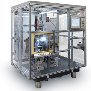 BMK4A-B - Semi-Automatic Balancing Machine - Balance Systems